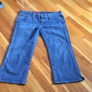 AG Ankle Pant Jeans